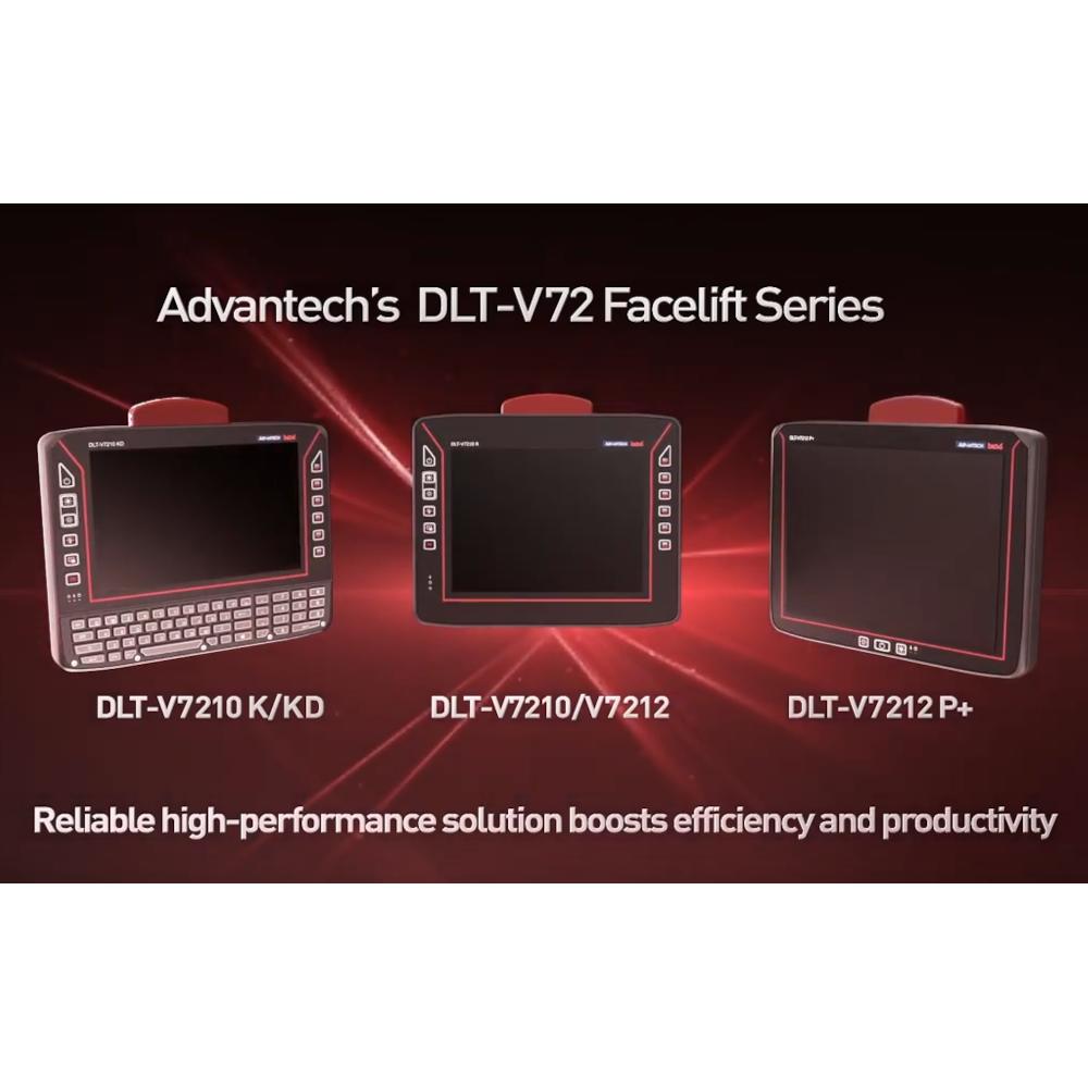 Advantech-DLOG DLT-72 Facelift-Serie_Overview
