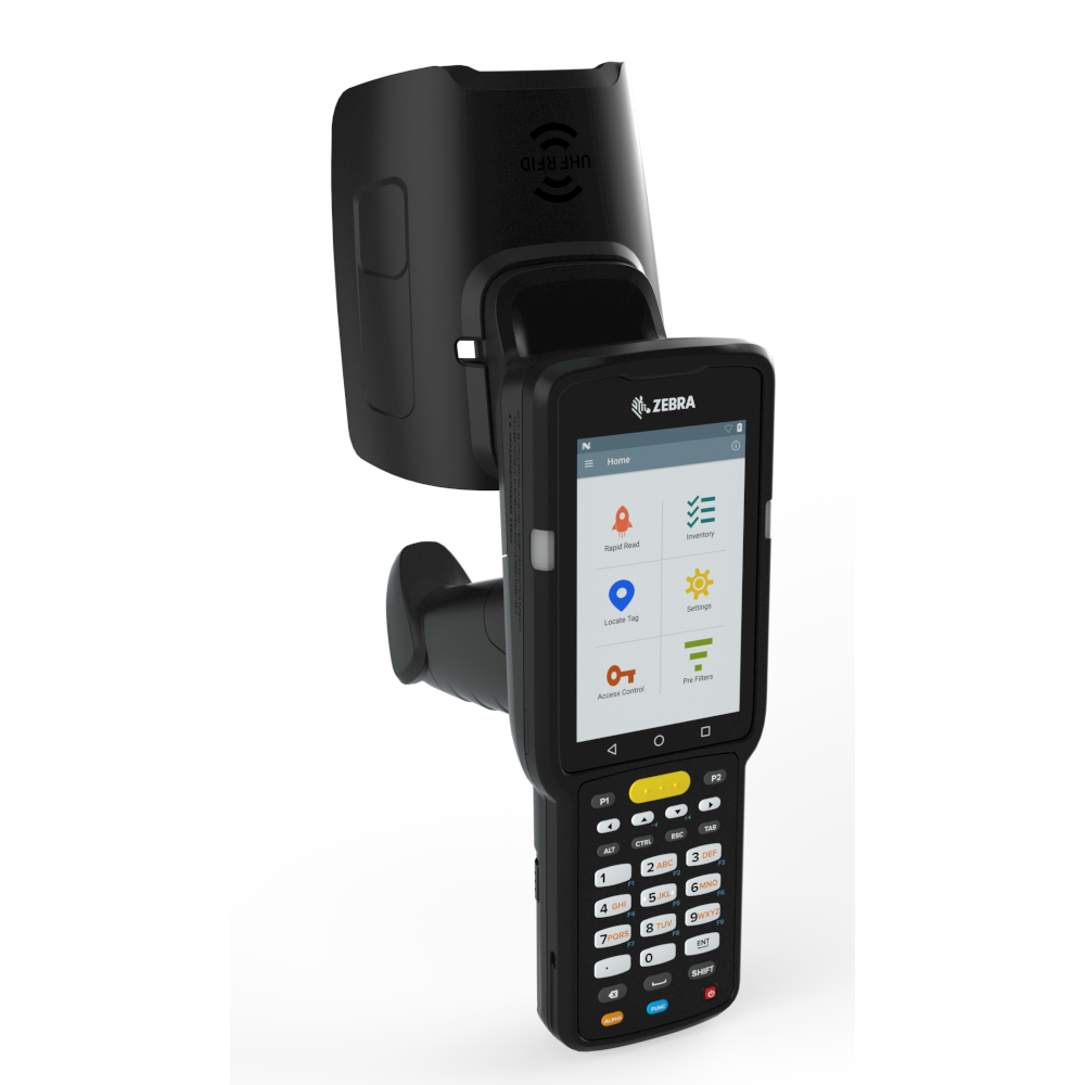 Zebra MC3390xR - RFID