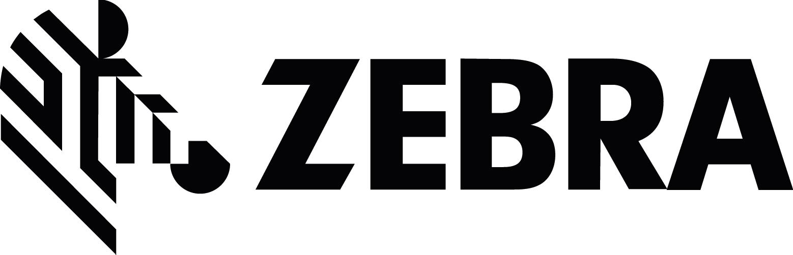 Das Logo des Herstellers Zebra