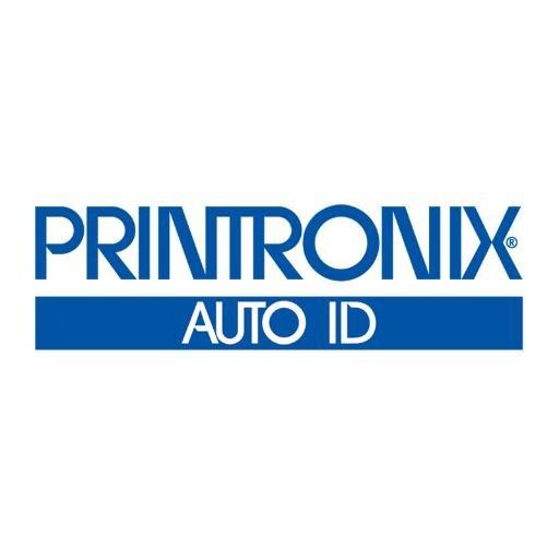 Das Logo des Herstellers Printronix Auto ID