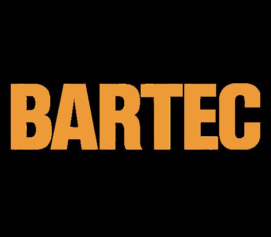 Das Logo des Herstellers Bartec