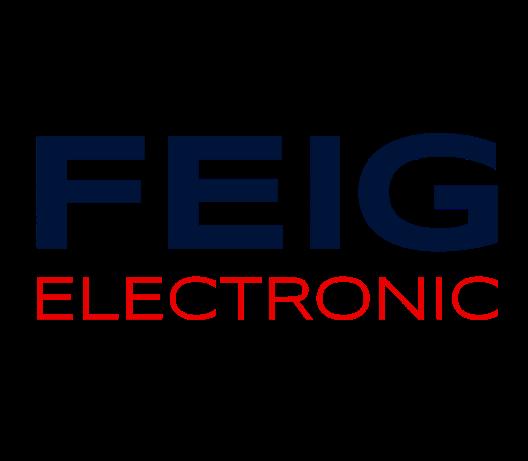Das Logo des Herstellers Feig Electronic