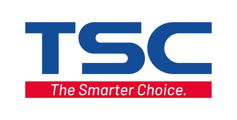 Das Logo des Herstellers TSC